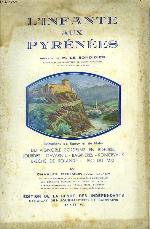 L'Infante aux Pyrénées.