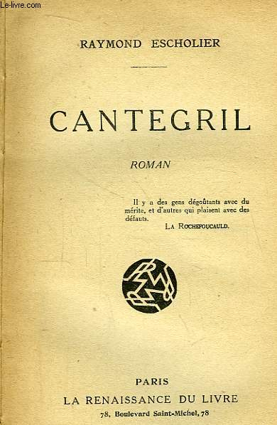 Cantegril