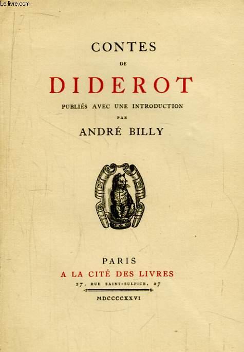 Contes de Diderot