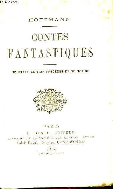 Contes Fantastiques.
