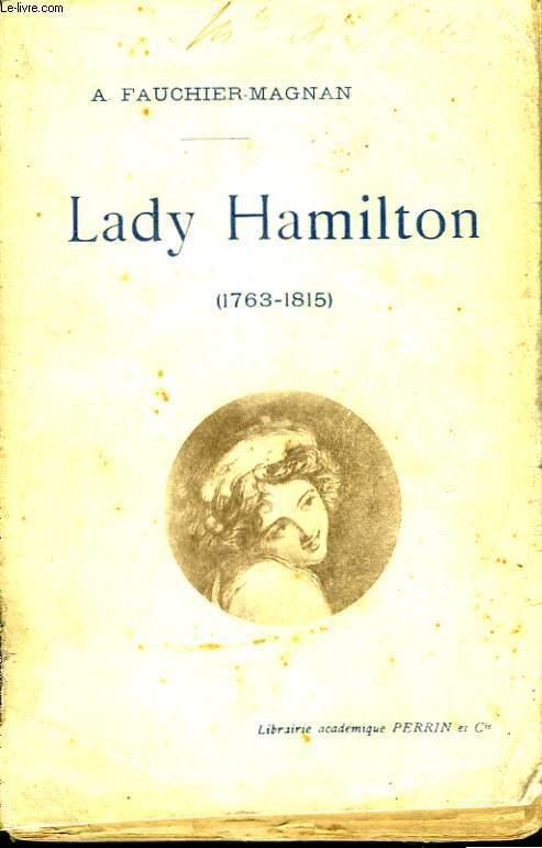 Lady Hamilton 1763 - 1815
