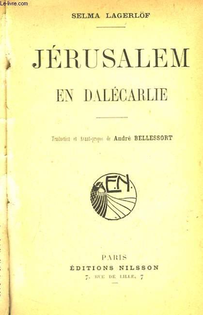 Jérusalem en Dalécarlie.