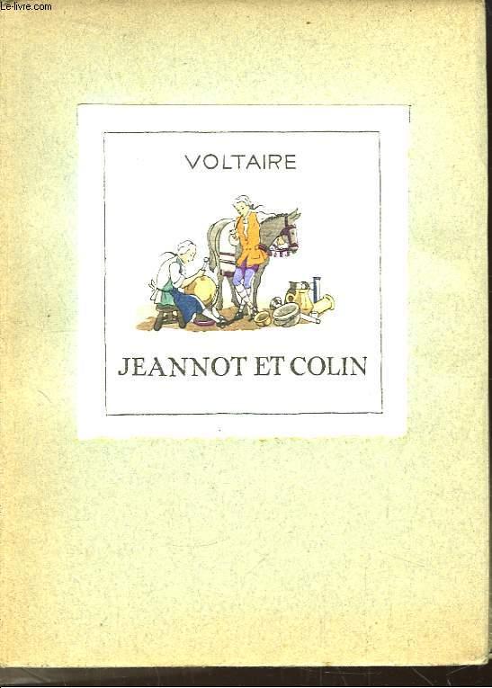 Jeannot et Colin.
