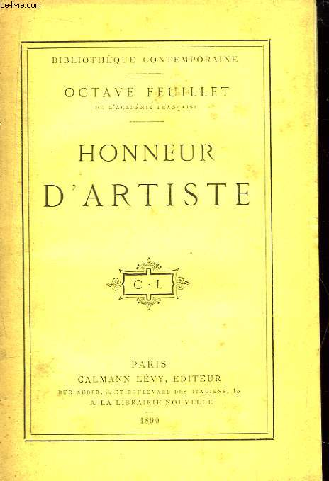 Honneur d'Artiste.