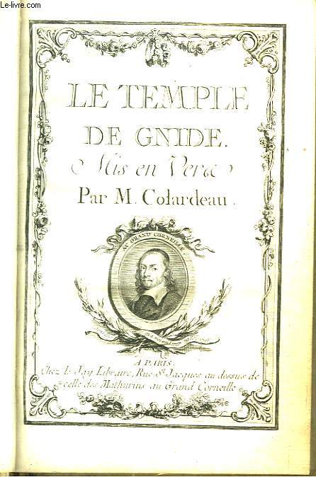Le Temple de Gnide, mis en Vers.