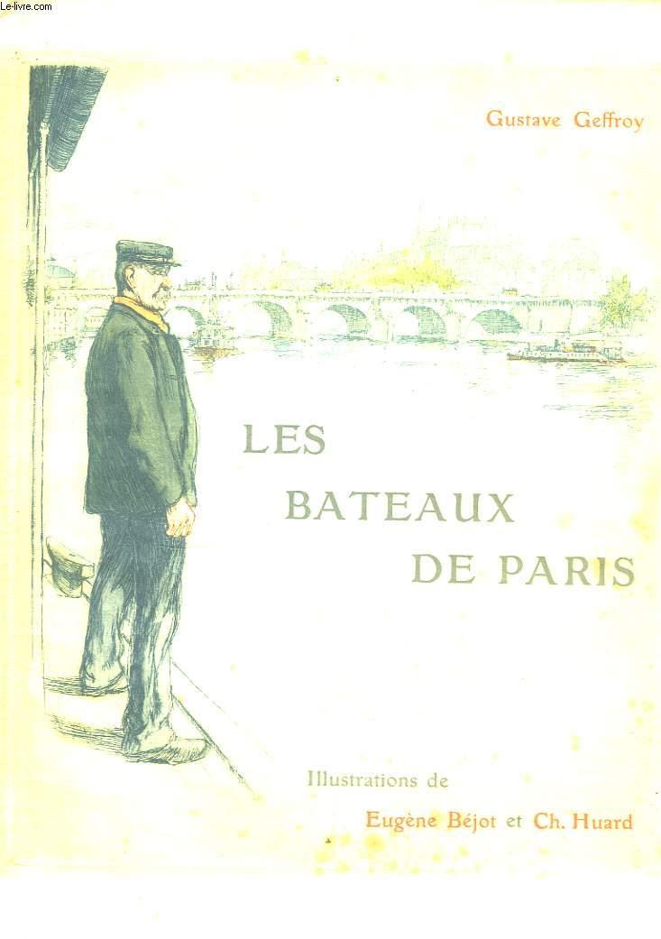 Les Bateaux de Paris.