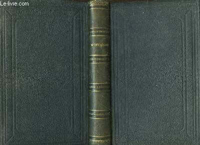 Essais de Montaigne, précédés d'une étude biographique et littéraire par Alfred Delvau. TOME 1er