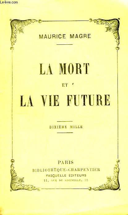 La mort et la vie future
