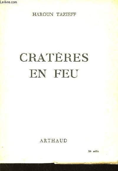 Cratères en Feu.