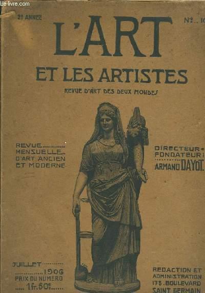 L'Art et les Artistes N°16, 2ème année.