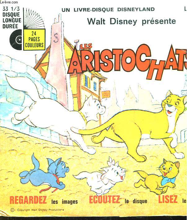 Les Aristochats.