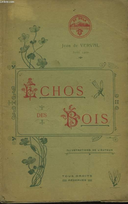 Echos des Bois.