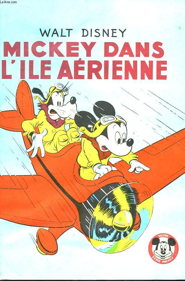 Mickey dans l'Ile A�rienne / Donald et le Sablier.