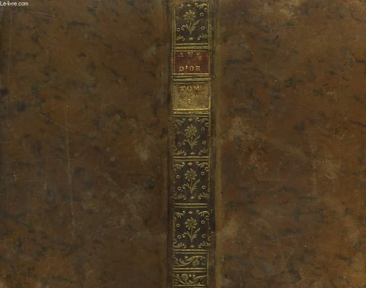 Les Métamorphoses, ou l'Âne d'Or d'Apulée, Philosophe Platonicien, avec le démon de Socrate. En 2 TOMES