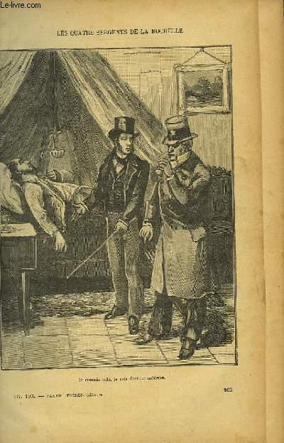 Les Quatre Sergents de la Rochelle. TOME 2