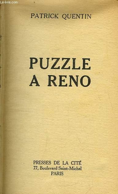Puzzle à Reno