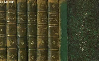 Impressions de Théâtre. 6 séries en 6 volumes.