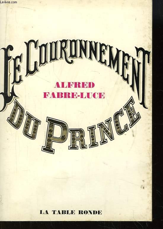 Le Couronnement du Prince.