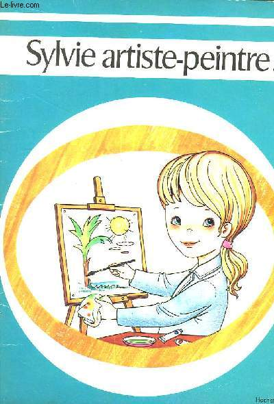 Sylvie artiste-peintre.