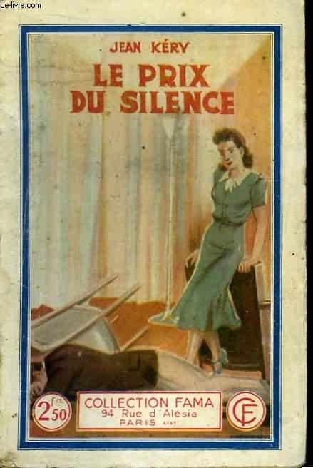 Le prix du silence.