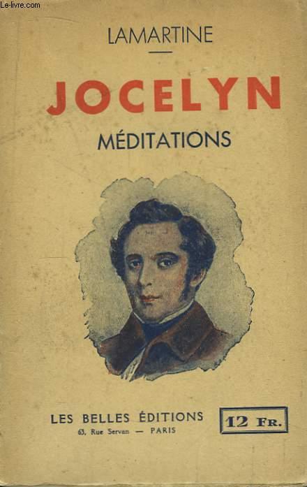 Jocelyn. Méditations.