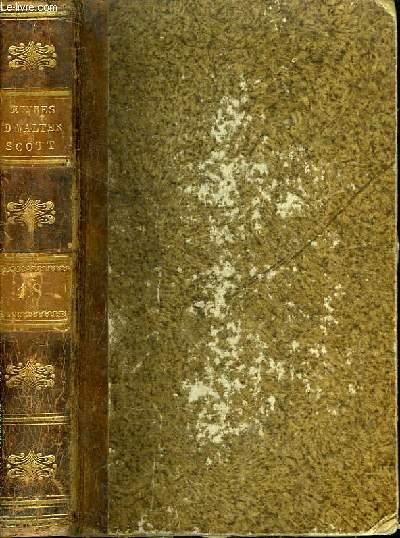 Oeuvres de Walter Scott. TOME 18 : Peveril Du Pic, Tome 2.