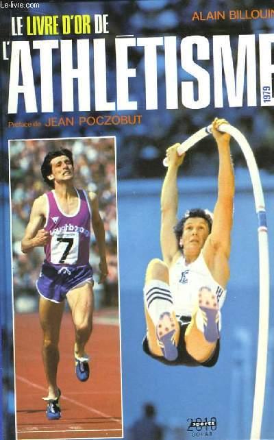 Le Livre d'Or de l'Athlétisme 1979