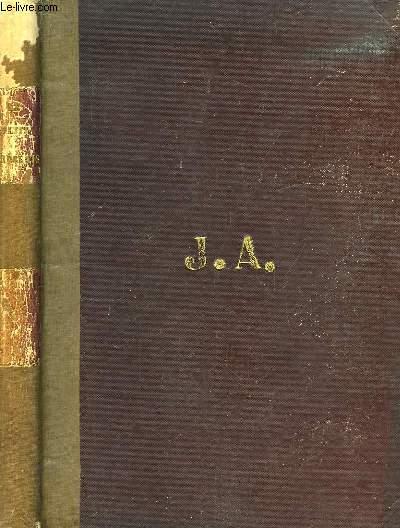 Le Petit Bordelais. 1er volume, tête de collection. De la 1ère à la 52ème livraison