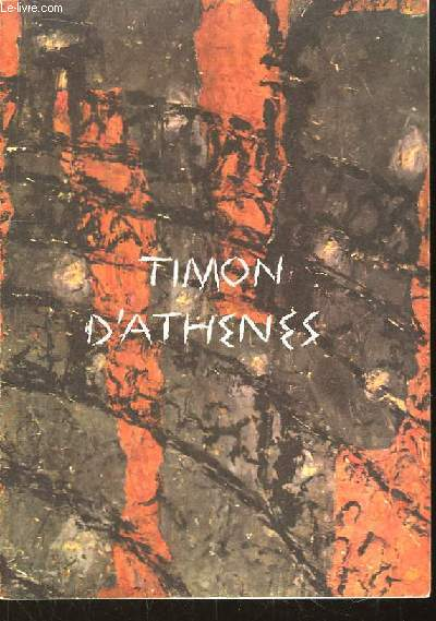 Timon d'Athènes.