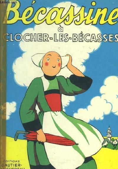 Bécassine à Clocher-Les-Bécasses.