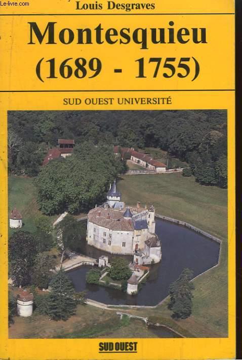 Montesquieu (1689 - 1755)