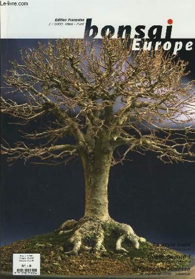 Bonsai europe n 18 armand dal col et un h tre mise en - Comment faire un bonsai ...