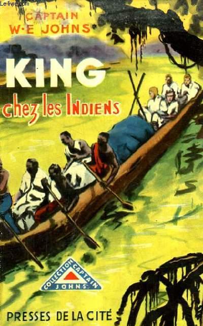 King chez les Indiens.