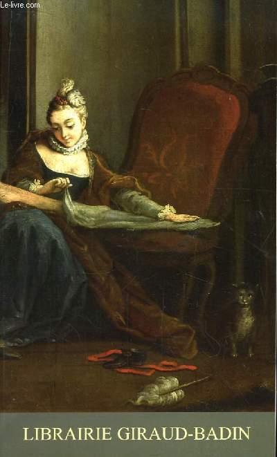 Catalogue Eté 2007, de Beaux Livres anciens et Reliures remarquables.