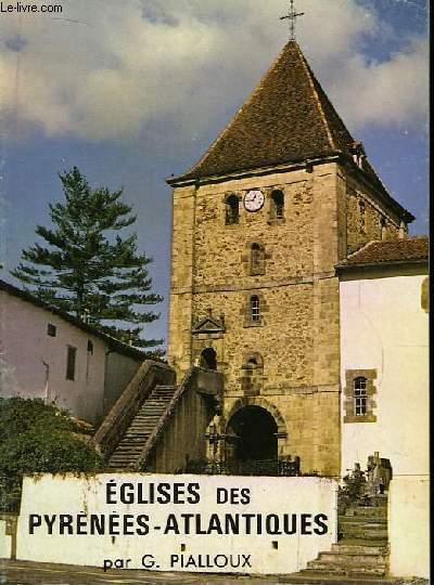 Eglises des Pyrénées-Atlantiques