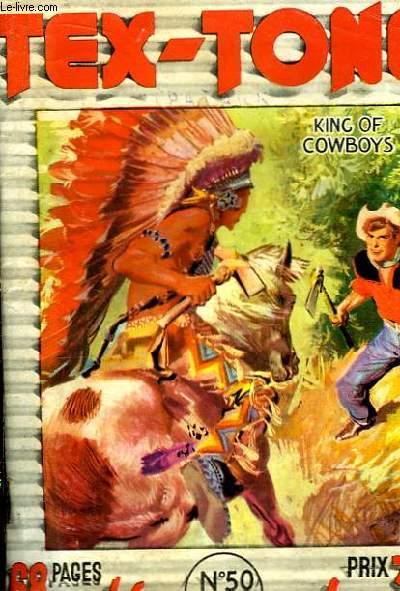 Tex-Tone n°50 : King of Cowboys.