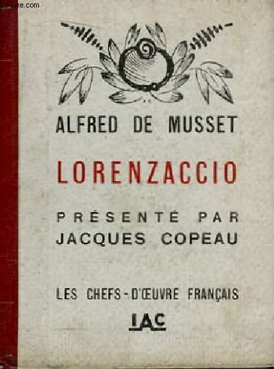 Lorenzaccio.