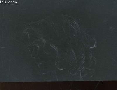 Esquisse originale au crayon à papier. Nana (août 1912) N.D. de Sanilhac.