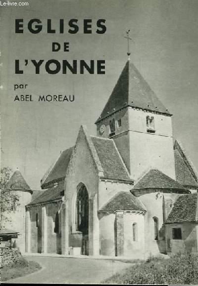 Eglises de l'Yonne.