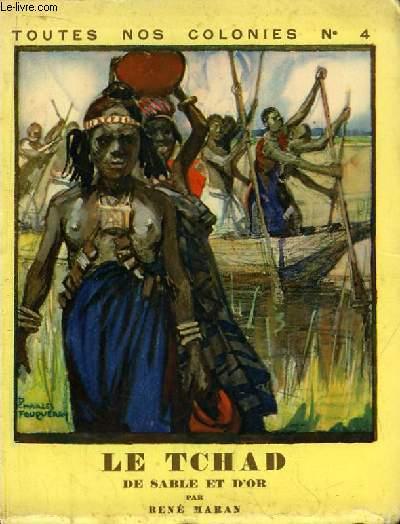 Le Tchad de Sable et d'Or