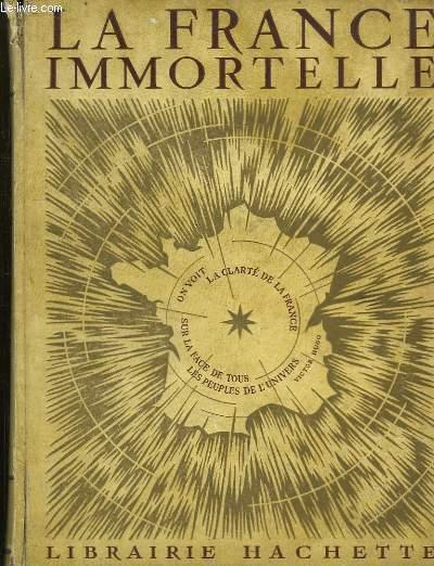 La France Immortelle. En 2 TOMES