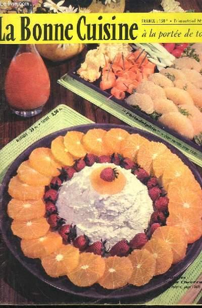 La Bonne Cuisine à la portée de tous N°26 : Oranges
