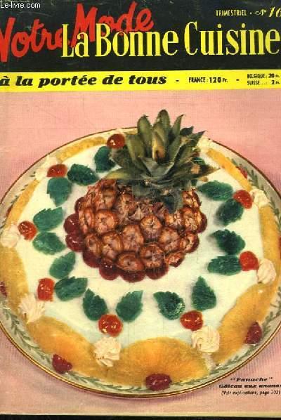 Votre Mode - La Bonne Cuisine à la Portée de Tous. N°16 :