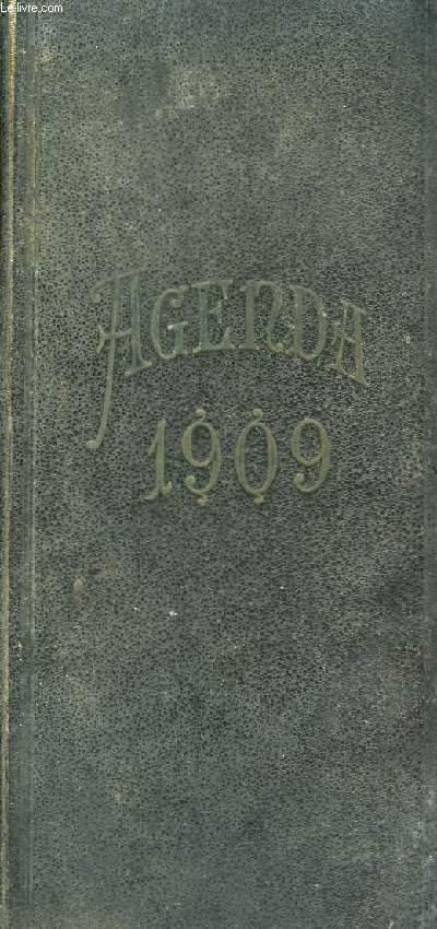 Agenda de Bureau 1909