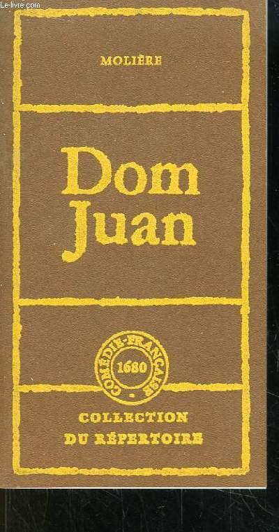 Don Juan ou Le Festine de Pierre