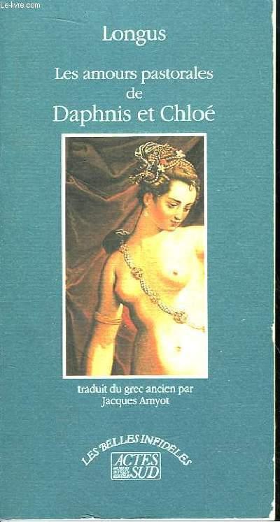 Les amours pastorales de Daphnis et Chloé.