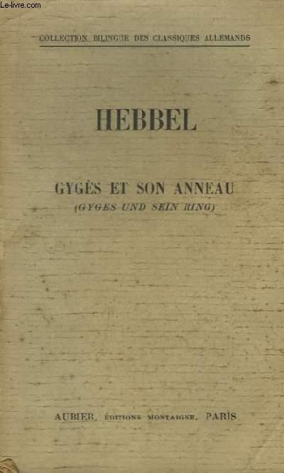 Gygès et son anneau (Gyges und sein ring)