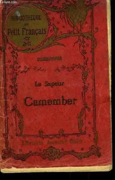 Les facéties du sapeur Camember.