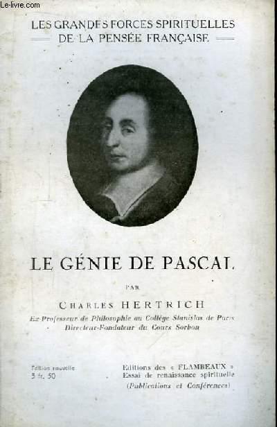 Le Génie de Pascal.