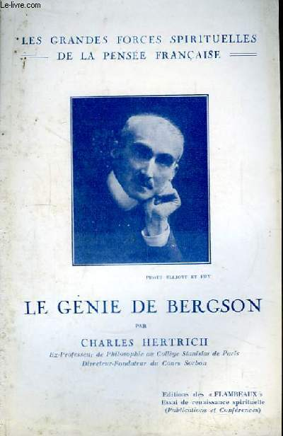 Le Génie de Bergson